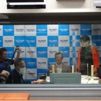 センターが佐々木基晴先生です。